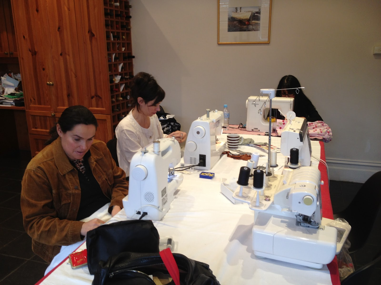 Sewing classes melbourne eastern suburbs