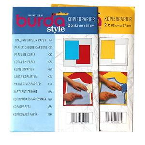 burdacarbonpaper