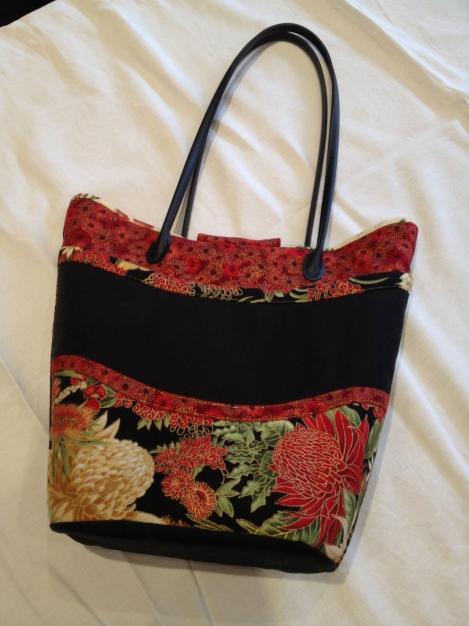 Leesa Chandler fabric. Under the Australian sun