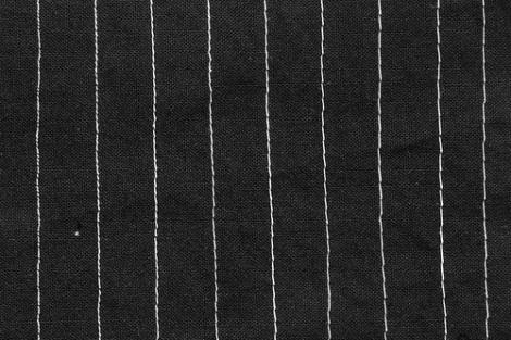 various length straight stitch