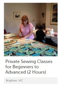 private booking classes 1